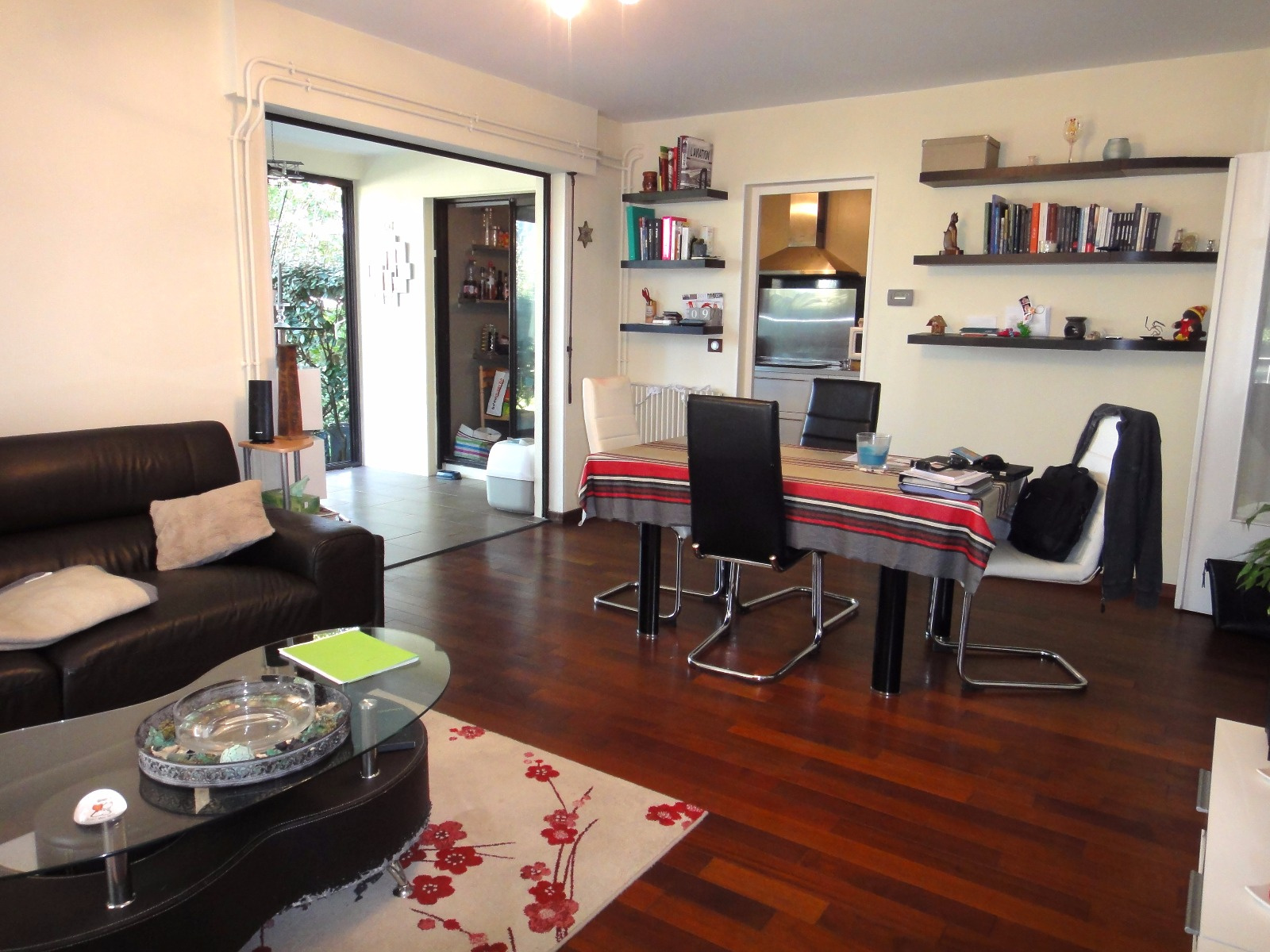 Annonce vente appartement bayonne 64100 85 m 309 000 for Appartement jardin 78