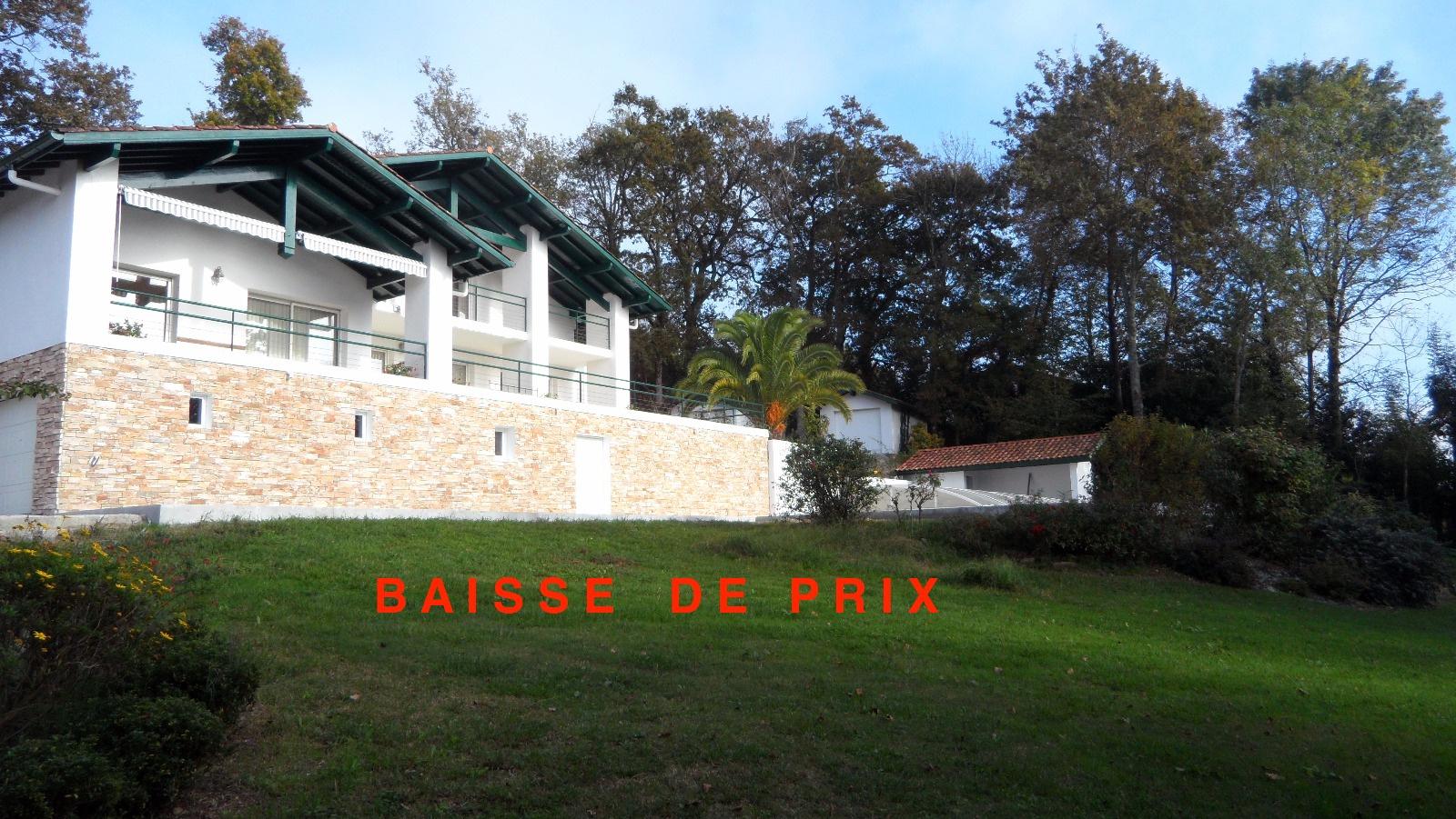 Annonce vente maison bayonne 64100 290 m 795 000 for Maison sur bayonne