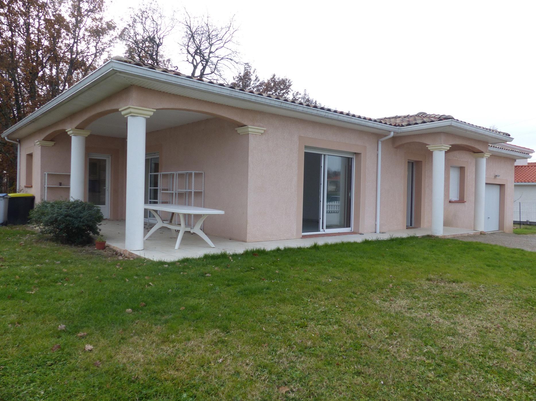 Annonce location maison montauban 82000 121 m 950 for Annonce maison location