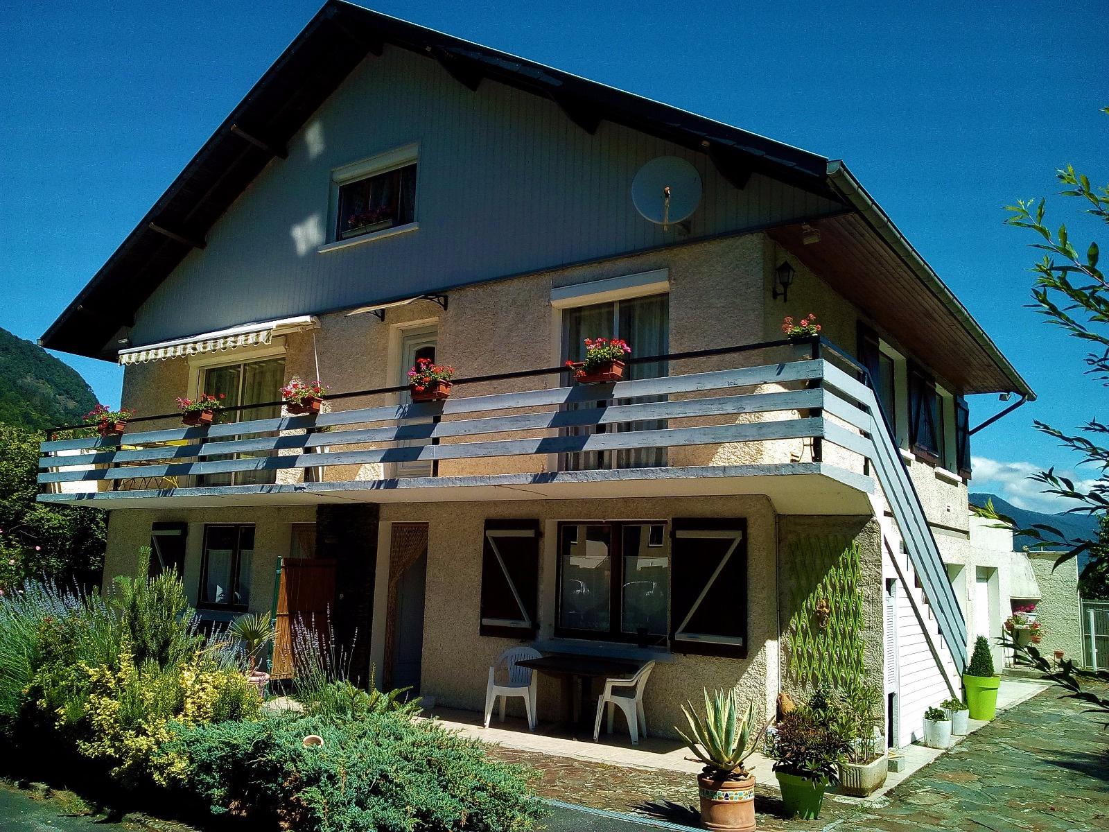 annonce vente maison bagn res de luchon 31110 206 m 369 000 992739277256. Black Bedroom Furniture Sets. Home Design Ideas