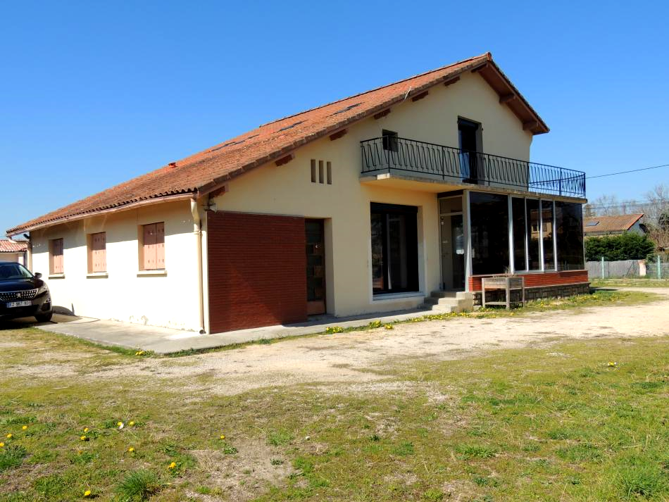 vente montauban, au calme maison 137 m2 avec piscine