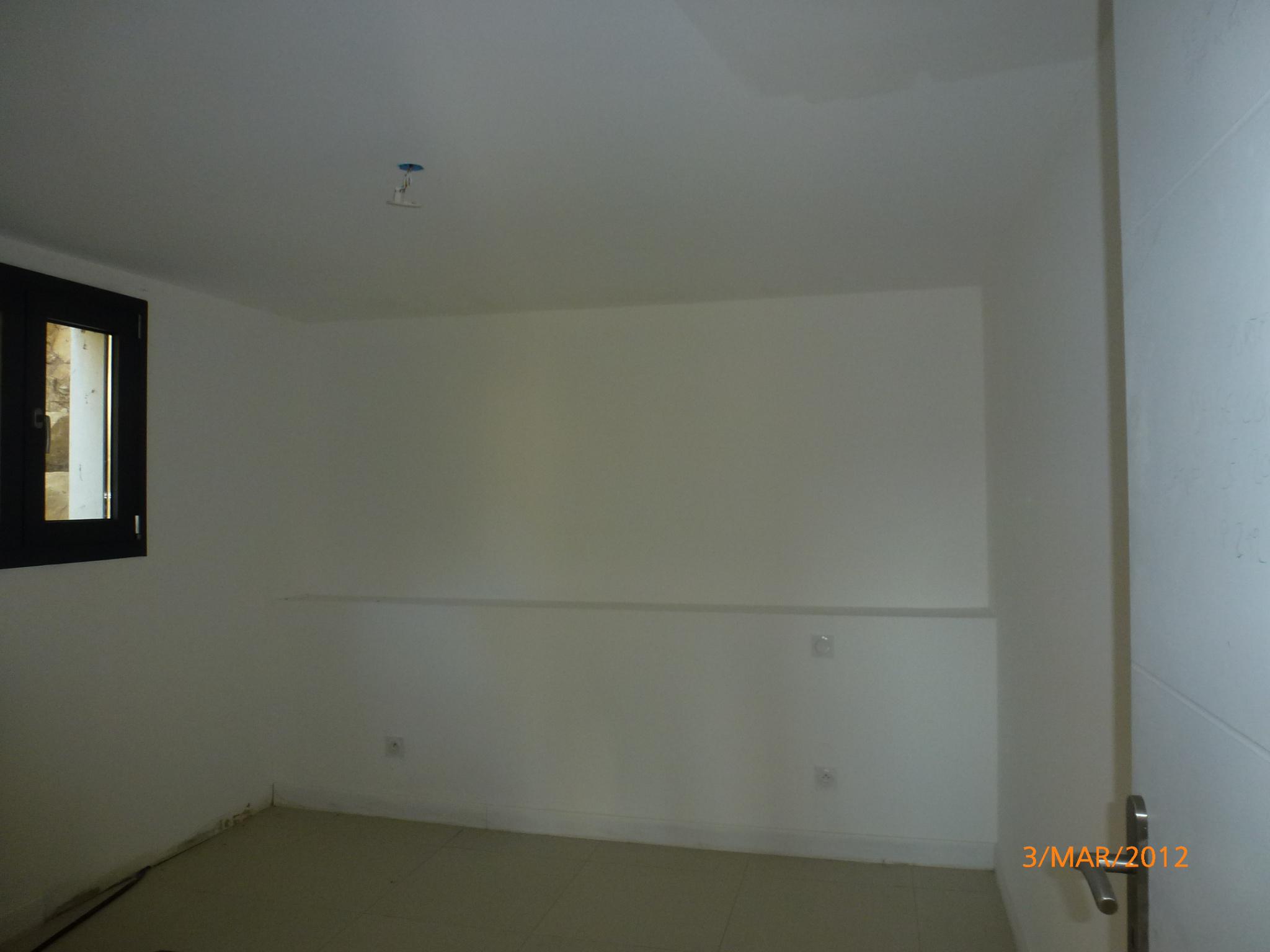 Chambre 2 sous sol 10,70 M2