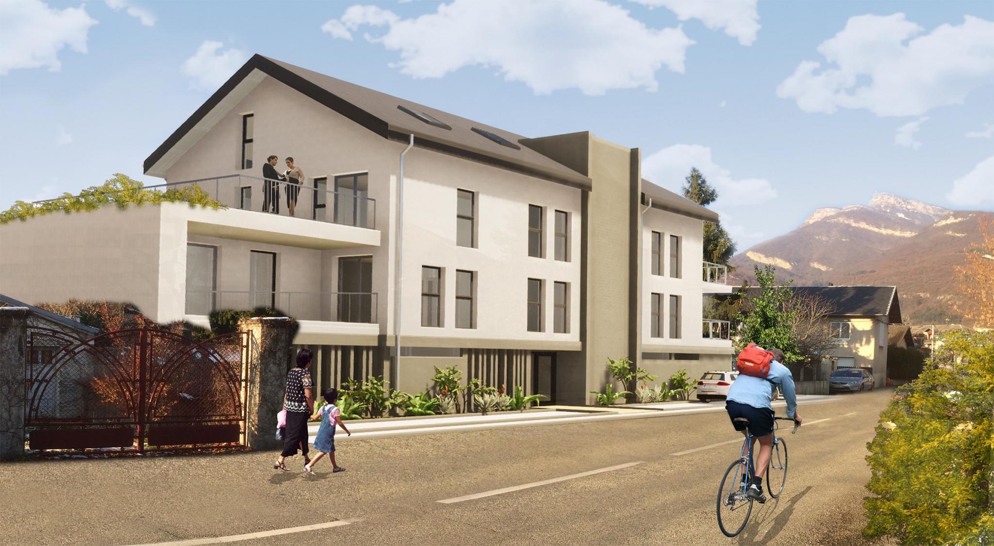 Appartement T4 319500 Saint-Alban-Leysse (73230)